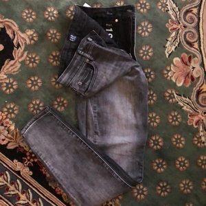 New! Curvy black skinny jeans